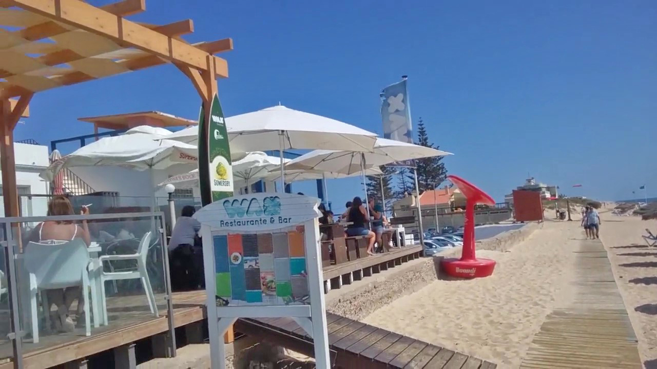 Wex RestoBar our top pick on Praia do Faro