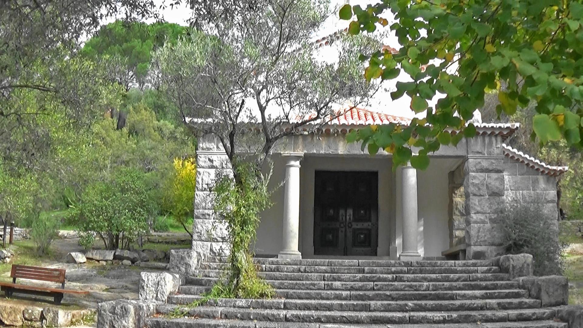 capela de Santa Teresa Caldas de Monchique